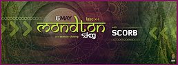 Party flyer: Mondton Season Closing w/ SCORB live 6 May '17, 18:00