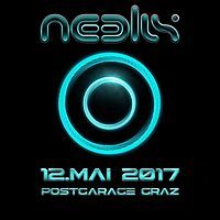 """Party flyer: Neelix live presented by """"Electronic Music City Graz"""" 12 May '17, 23:00"""
