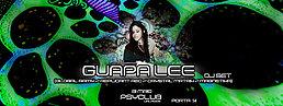 Party flyer: Guapa Lee - 13 Maio - PsyClub Valados 13 May '17, 23:00