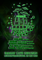 Party flyer: Psychedelic UFO Party 13 May '17, 21:00