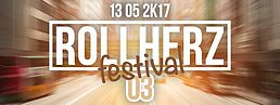 Party flyer: QuAnTuM•LeAp • @Rollherz Festival 04 • 4 SALE ROMA 13 May '17, 22:00