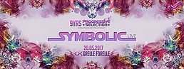 Party flyer: 9YRS Progressive Selection SYMBOLIC LIVE 20 May '17, 22:00