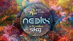 Party flyer: SAKOG SEASON CLOSING w/ NEELIX live ! 24 May '17, 20:00