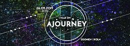 Party flyer: 1 Year Ajourney Prod.*** w/ ZYCE (2 hours live set) 26 May '17, 23:00