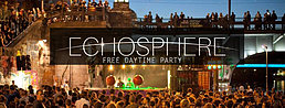 Party flyer: ECHOSPHERE FREE OPEN AIR @ DONAUKANALTREIBEN 26 May '17, 14:00
