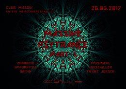Party flyer: Massive Psytrance Part I 26 May '17, 22:00