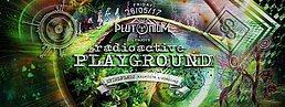 Party flyer: Plutonium Klub Enjoys radioactive Playground 26 May '17, 22:00