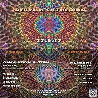 Party flyer: Dervish Gathering 27 May '17, 22:00