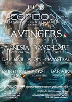 Party flyer: Poseidon_IOpen Air Party_Ep 2 27 May '17, 22:00
