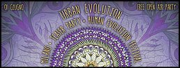 Party flyer: Urban Evolution - Free & Open air party 1 Jun '17, 23:00