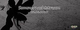 Party flyer: Sommernachtstraum 2 Jun '17, 23:00