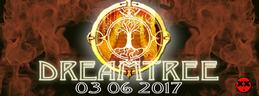 Party flyer: Dreamtree 2 Jun '17, 18:00