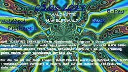 Party flyer: Waldbeat - Psyshape`s B-Day Bash 3 Jun '17, 18:00