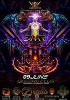 Party flyer: PSYBOX - *** DMT with Zyce - Gotavat - Flegma - Gotalien - Ectima - Mimic Vat 9 Jun '17, 22:00