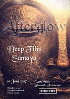 Party flyer: ॐ Afterglow ॐ 10 Jun '17, 21:30