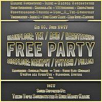 Party flyer: Free Party - 2 Floors TEK & PSY - DJs von Mazatek / Hakuna uvm. 14 Jun '17, 20:00