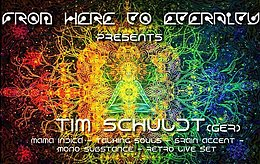 Party flyer: From Here to Eternity presents : Tim Schuldt (Ger) 16 Jun '17, 22:00