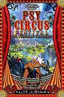 Party flyer: PSY Circus Festival 2017 16 Jun '17, 13:00