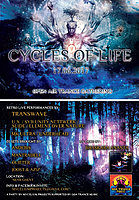 Party flyer: Cycles Of Life - Open Air 17 Jun '17, 20:00