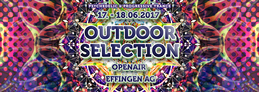 Party flyer: Outdoor Selection Open Air 2017 17 Jun '17, 15:00