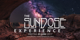 Party flyer: The Sundose Experience ★BlisargonDemogorgon 2hLive + 1hDjSet★Astralex DjSet★ 23 Jun '17, 17:00