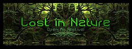 Party flyer: Lost in Nature goes Indoor 24 Jun '17, 22:00