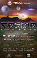Party flyer: Cosmo: 8 horas en Guatemala 1 Jul '17, 20:00
