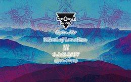 Party flyer: PsycoholiX presents: Ritual of Lunatism III OPEN AIR (ab 21 J.) 1 Jul '17, 21:00