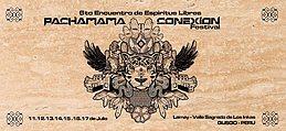 Party flyer: PACHAMAMA CONEXION FESTIVAL 11 Jul '17, 16:00