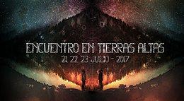 Party flyer: Encuentro en Tierras Altas 2017 21 Jul '17, 22:00