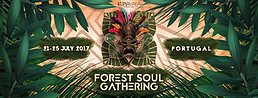 Party flyer: Forest Soul Gathering 21 Jul '17, 16:00
