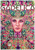Party flyer: ॐ Gadélica ॐ 28 Jul '17, 15:00