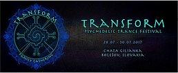 Party flyer: Transform Festival 2017 28 Jul '17, 08:00