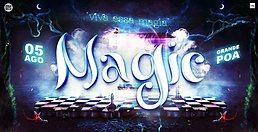 Party flyer: Magic - Edição de Inverno Entrada Free até as 04:00 5 Aug '17, 23:00