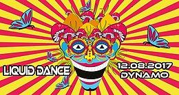 Party flyer: Liquid Dance / Mystical Complex, Aura Vortex, Blazy, Sokrates 12 Aug '17, 22:00