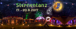 Party flyer: Sternentanz 2017 - The Magical Gathering 19 Aug '17, 16:30