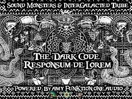 Party flyer: The Dark Code - Responsum de Lorem 25 Aug '17, 18:00