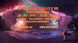 Party flyer: Enter The Galaxy III: Summer Edition 26 Aug '17, 22:00