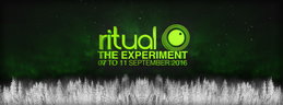 Party flyer: RITUAL ( THE EXPERIMENT 2017 ) 7 Sep '17, 12:00