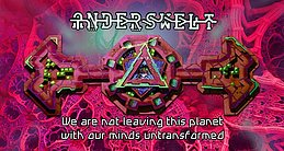 Party flyer: Anderswelt // Psychedelic Trance & Chill Out Gathering // 8 Sep '17, 23:55