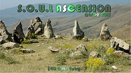 Party flyer: S.O.U.L ASCENSION 9 Sep '17, 22:00