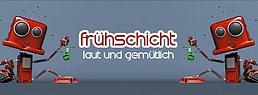 """Party flyer: Frühschicht - laut & gemütlich """"Zilla Edition"""" 24 Sep '17, 08:00"""
