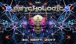 Party flyer: PsychoLogic 4 ॐ Ab 20 ♫ Kabayun / Spiral ♫ Die ersten 100 = Free Entry 30 Sep '17, 21:00