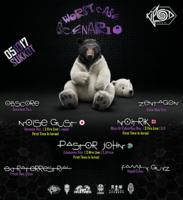 Party flyer: ◄K.I.P.O.D Crew░Worst.Case.Scenario 5 Oct '17, 23:30