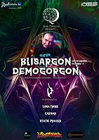 Party flyer: Blisargon Demogorgon {Macedonia} Live in Chennai 14 Oct '17, 20:00
