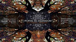 Party flyer: Portal To Ascension 20.10 - Inside 20 Oct '17, 22:00