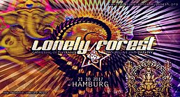 Party flyer: Lonely Forest - is back ! 21 Oct '17, 22:00