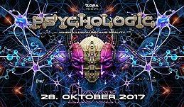 Party flyer: PsychoLogic 5 ॐ Ab 20 ♫ Caveman / Kala ♫ Die ersten 100 = Free 28 Oct '17, 21:00