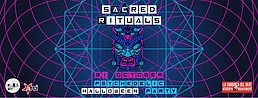 Party flyer: Halloween SCaAcRED Rituals 31 Oct '17, 20:00