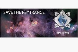 Party flyer: Save the psytrance 4 Nov '17, 11:00